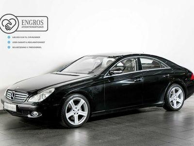 used Mercedes CLS500 5,0 aut.
