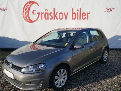 brugt VW Golf VII 1,4 TSi 125 Trendline DSG BMT