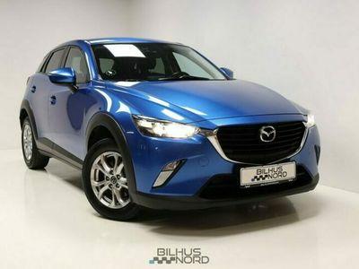 brugt Mazda CX-3 2,0 SkyActiv-G 120 Vision 5d