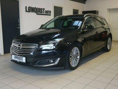 usata Opel Insignia 2,0 CDTi 163 Cosmo ST eco