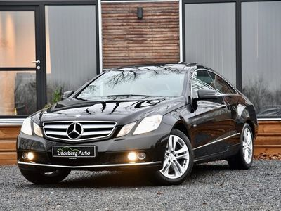 käytetty Mercedes E350 0 CDi Avantgarde Coupé aut. BE