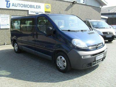 brugt Opel Vivaro 2,5 DTi Combi L2H1