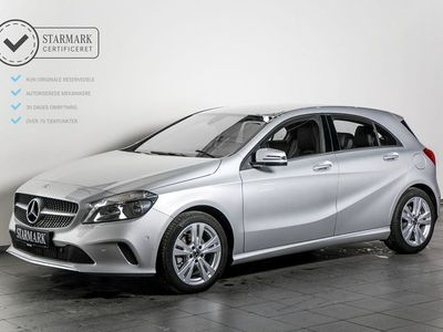 used Mercedes A200 1,6 Business aut.