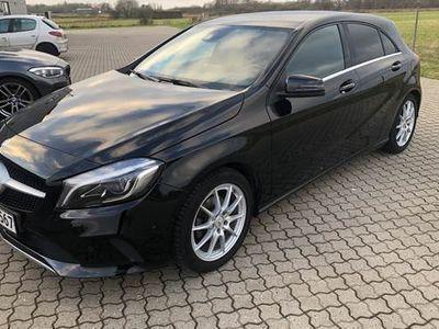 brugt Mercedes A180 d Business edition 1,5