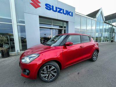 brugt Suzuki Swift 1,2 Dualjet Mild hybrid Exclusive AEB Hybrid 83HK 5d