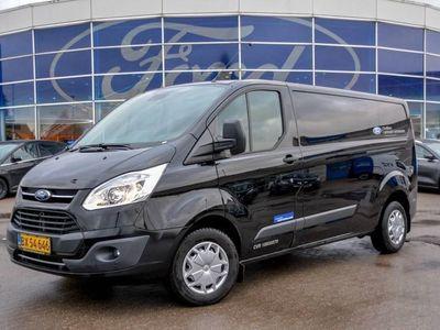 brugt Ford Custom Transit290 L2H1 2,0 TDCi Trend 130HK Van 6g