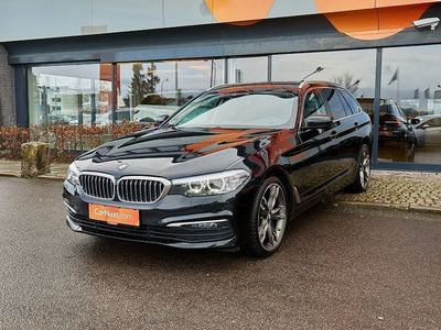 brugt BMW 520 d 2,0 Touring Connected aut.