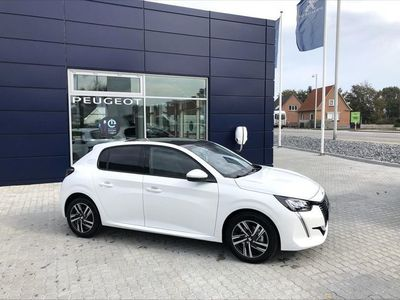 brugt Peugeot 208 1,5 BlueHDi Edition 210+ 102HK 5d