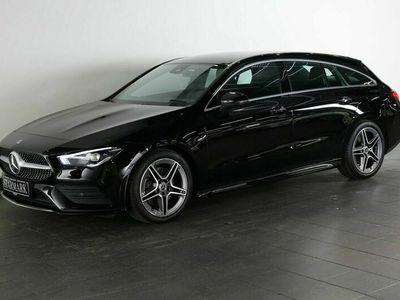 brugt Mercedes CLA220 Shooting Brake d 2,0 AMG Line aut.