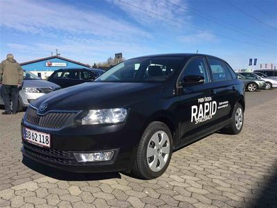 used Skoda Rapid 1,2 TSI Ambition 110HK Stc