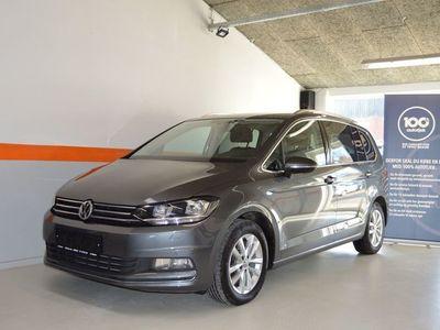 brugt VW Touran 1,4 TSi 150 Highline DSG 7prs