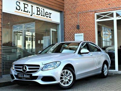 brugt Mercedes C200 2,0 184HK aut 4d