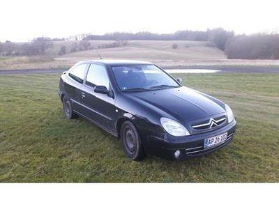 brugt Citroën Xsara 2,0 VTS Sports Coupe