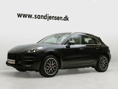 used Porsche Macan Turbo 3,6 PDK