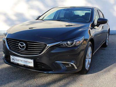 brugt Mazda 6 2,2 Sky-D 150 Vision aut.