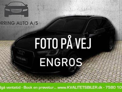 brugt Audi A4 1,6 101HK - Personbil - Mørkblå