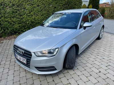 brugt Audi A3 Sportback 2.0 TDI 150 HK