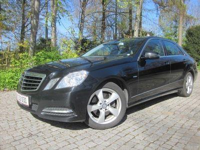 gebraucht Mercedes E350 0 CDI BlueEfficiency 265HK 7g Aut.