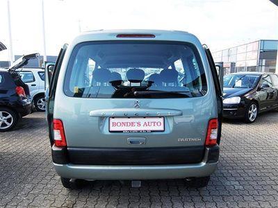 brugt Peugeot Partner Combi 1,6 XT 110HK