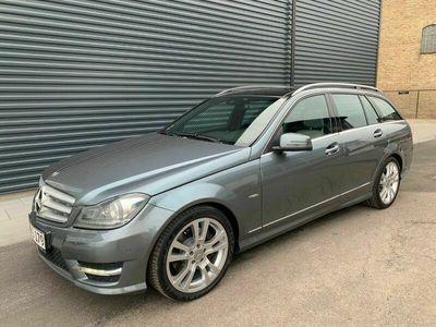brugt Mercedes C350 3,0 CDi stc. aut. BE Van
