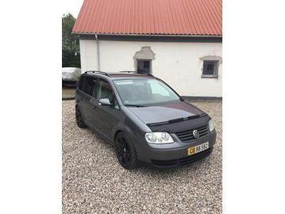 brugt VW Touran 1,9 TDI, 105hk