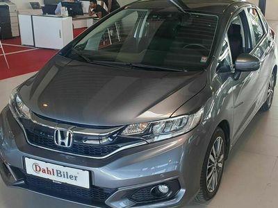 brugt Honda Jazz 1,3 Elegance Navi & ADAS 102HK 5d 6g