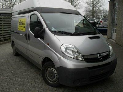 brugt Opel Vivaro 2,0 CDTi 114 Van L2H2