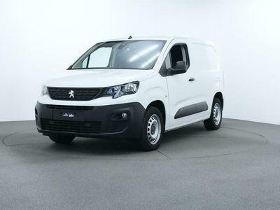 brugt Peugeot Partner L1 V1 1,5 BlueHDi Plus 130HK Van 6g A+
