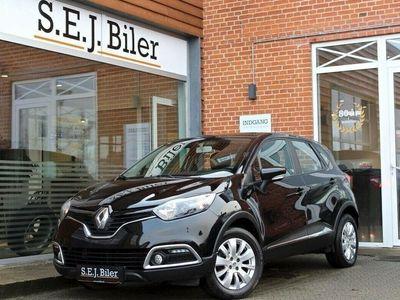 brugt Renault Captur 1,5 dCi Expression 90HK 5d