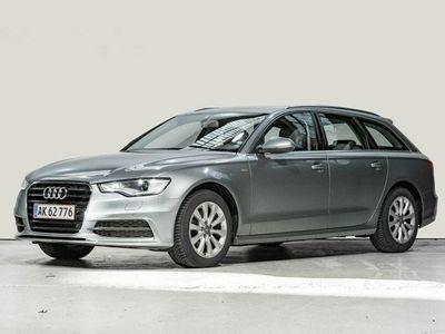 usata Audi A6 3,0 TDi 204 Avant