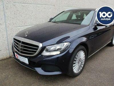 brugt Mercedes C220 d 2,2 Exclusive stc. aut.