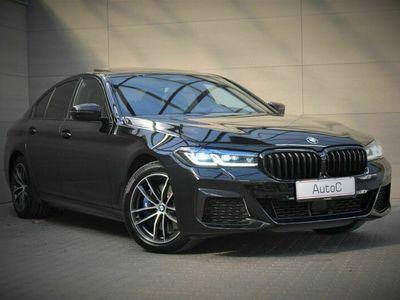brugt BMW 530 e 2,0 M-Sport+ xDrive aut.