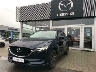brugt Mazda CX-5 2,0 Skyactiv-G Optimum 165HK 5d