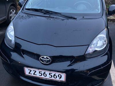 brugt Toyota Aygo 1,0 HB 5døre