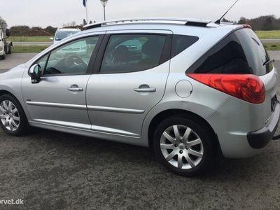 brugt Peugeot 207 1,6 HDI Sportium 92HK Stc