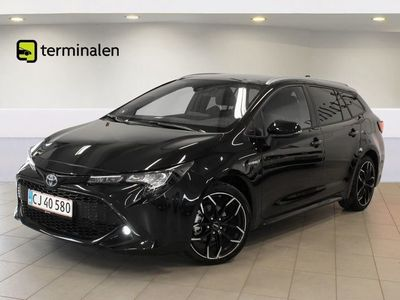 brugt Toyota Corolla 1,8 Hybrid H3 TS MDS