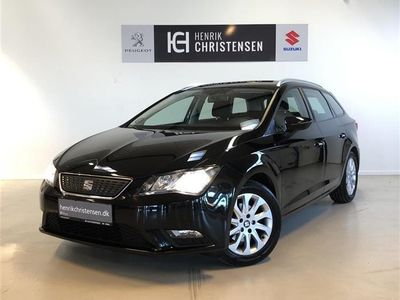 brugt Seat Leon 1,0 TSI Style Eco Start/Stop 115HK Stc 6g