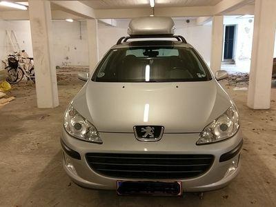 brugt Peugeot 407 1.6 109 HK Sport