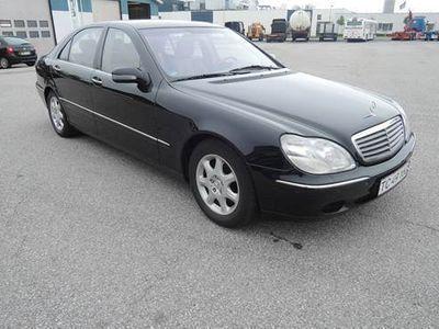 brugt Mercedes S500 SL 5,0