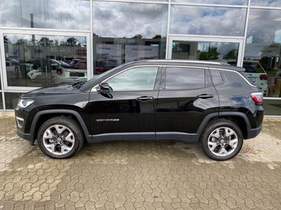 brugt Jeep Compass 1,4 MultiAir Limited AWD 170HK 5d 9g Aut.