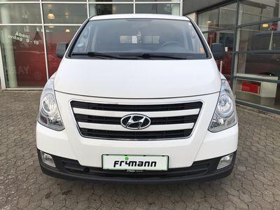 brugt Hyundai H-1 2,5 CRDi Comfort 136HK Van 6g E