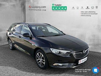 brugt Opel Insignia CDTi 136 Dynamic ST aut.