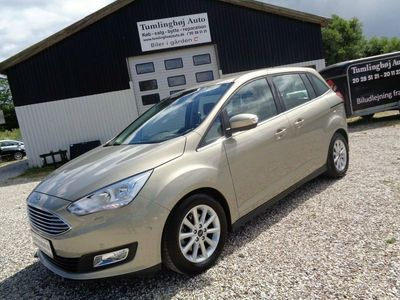 second-hand Ford Grand C-Max 1,0 SCTi 125 Titanium