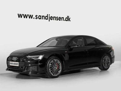 brugt Audi A6 55 TFSi e Sport quattro S-tr.
