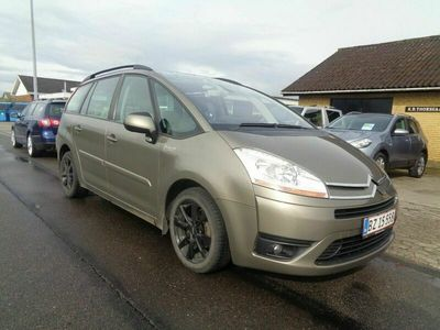 brugt Citroën C4 Picasso 1,6 HDi 110 VTR Pack E6G 7prs