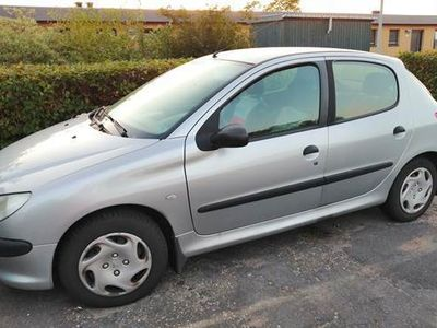 brugt Peugeot 206 1,6 1,6
