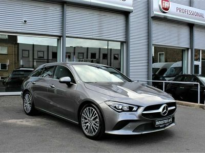 brugt Mercedes CLA200 Shooting Brake d 2,0 Progressive aut.