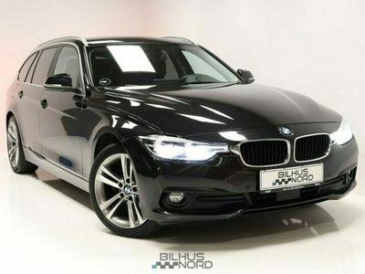 brugt BMW 320 d 2,0 Touring Advantage aut. 5d