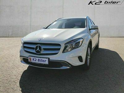 brugt Mercedes GLA200