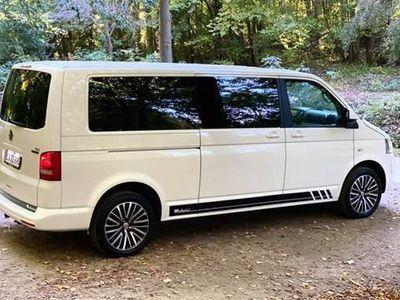 brugt VW Multivan 2,0 Comfortl. DSG 4M lang